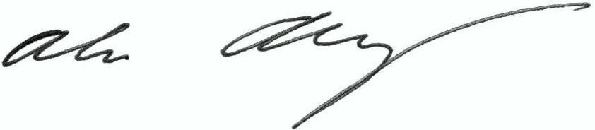 Alans Signature