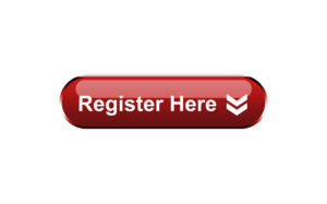 Register now sign on white background
