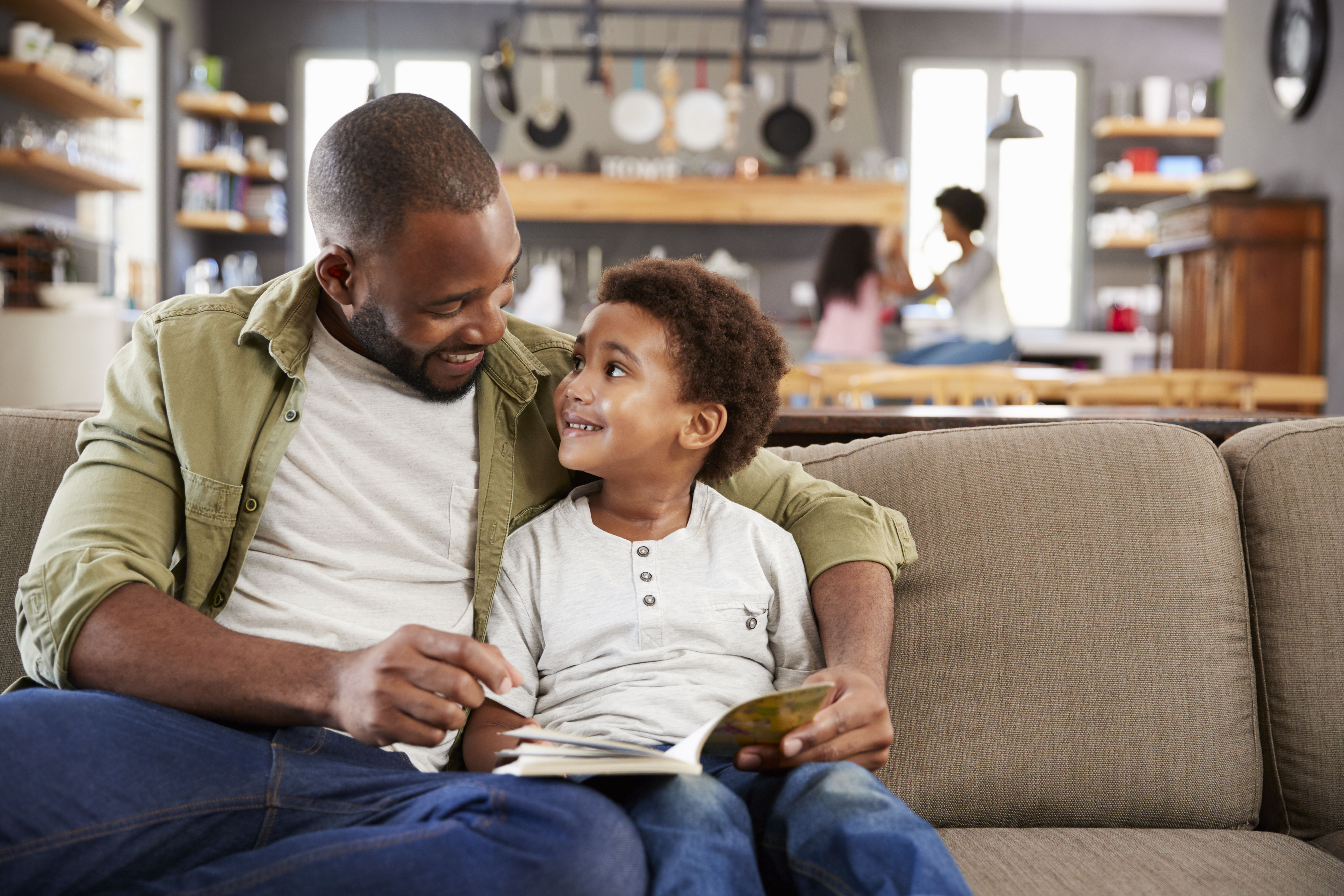 For Father's Day, consider helping a child without one