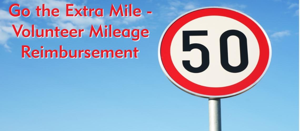 volunteer milage reimbursement